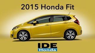2015 Honda Fit   Features U0026 Information | Ide Honda