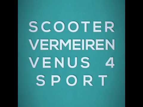 Scooter Vermeiren Venus 4 Sport en ABUELO ACTUAL