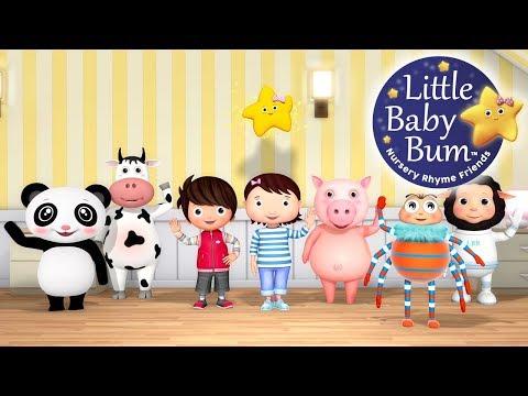 Little Baby Bum | Ten Little Baby Bum Friends | Nursery Rhymes for Babies | Songs for Kids