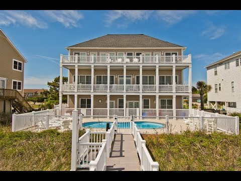 Sand Dollar Emerald Isle North Carolina Beach House