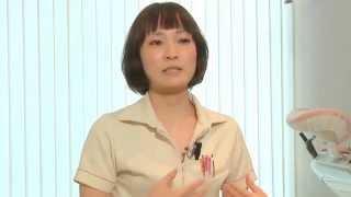 岡山県の歯医者 「 なかの歯科クリニック 」 で働く、歯科衛生士 「 林 ...