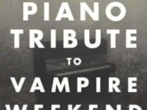 Unbelievers - Vampire Weekend Piano Tribute
