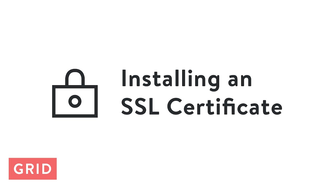 Media Temple Installing An Ssl Certificate In The Grid Control