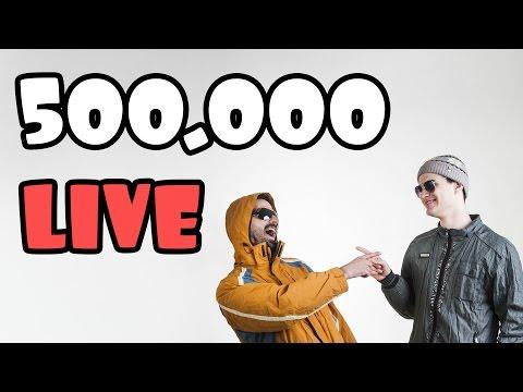 Érjük el együtt az 500 000 feliratkozót! :)  [ÉLŐ ADÁS] letöltés