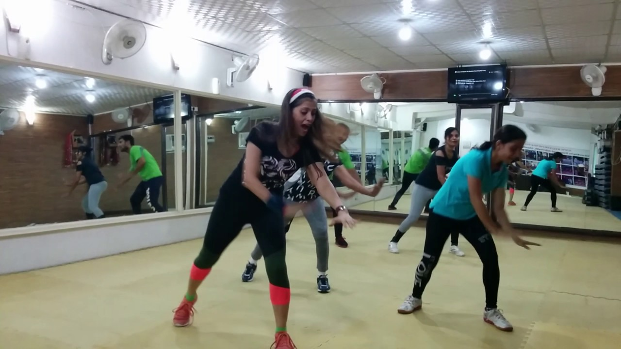 Aerobics Dance Fitness Instructor Training Course In India