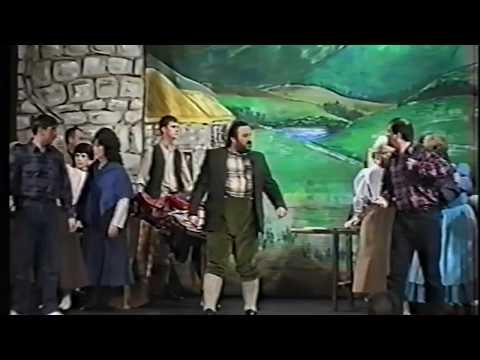 Brigadoon stage show 1997