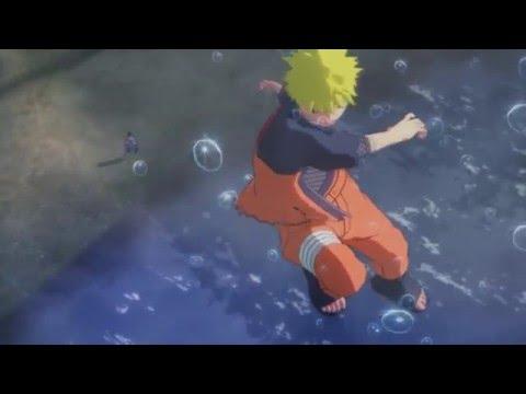 GMV Naruto Ultimate Ninja Storm 4 | Naruto Shippuden OP 8 - Diver