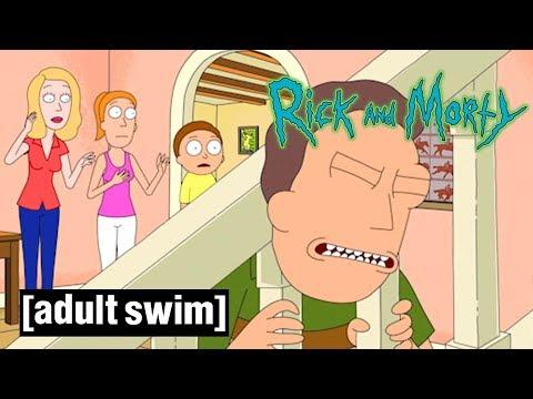 Rick and Morty | Freundliche Parasiten | Adult Swim