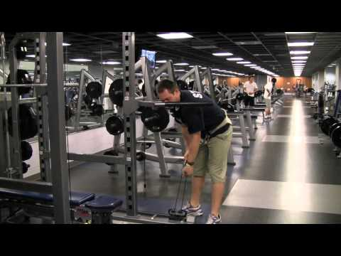How To Use The Keiser Power Rack At The ARC.mov