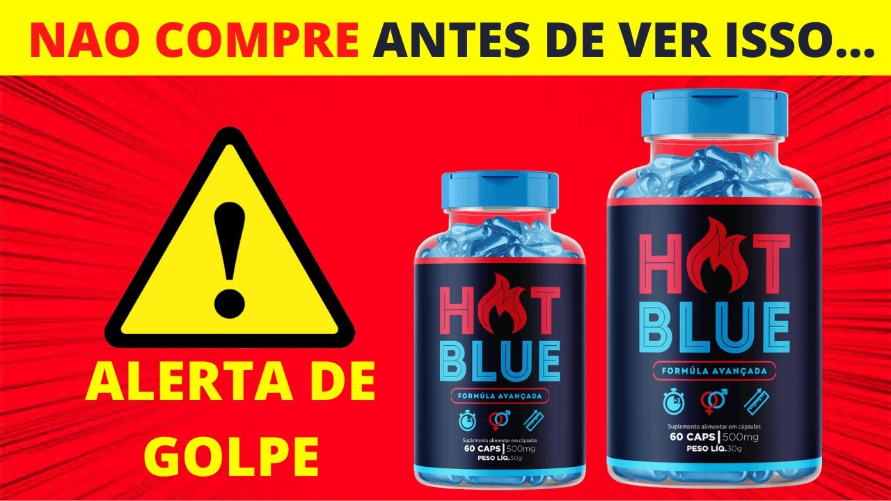 hotblue caps funciona