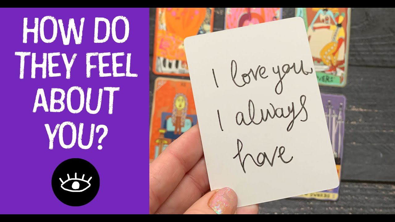 Pick a Card 💖 What do they FEEL & THINK about you? 💖 Love Relationship Soulmate Twin Flame