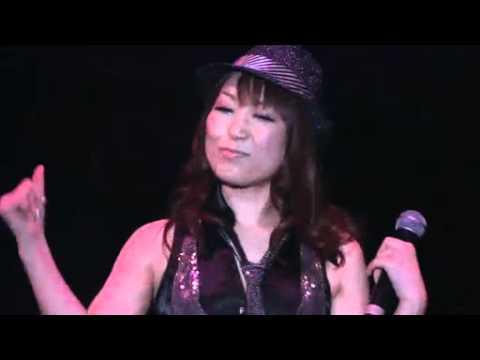 栗林 みな実 -『君の中の英雄』(Live) @Level-5World 2011