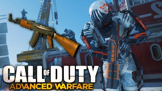 advanced warfare cel 3 ak 47 coming to multiplayer
