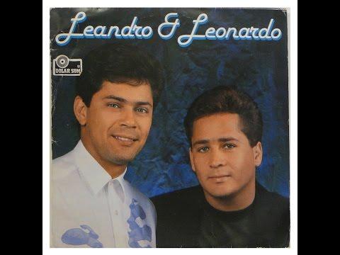 LEANDRO & LEONARDO - Gostoso sentimento 1991 (Letra)