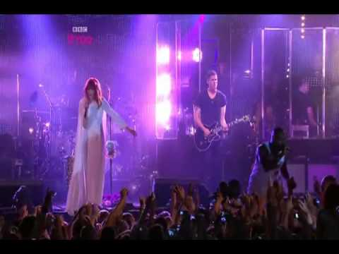 Youve got the dirtee love  florence and the machine ft Dizzee Rascal Radio 1 Big Weekend