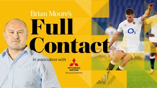 Brian Moore's Full Contact Rugby: England are in a different league to Ireland