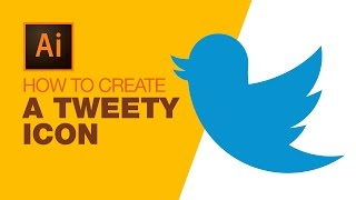how to create: A Tweety Icon in Ai [Beginners Tut]