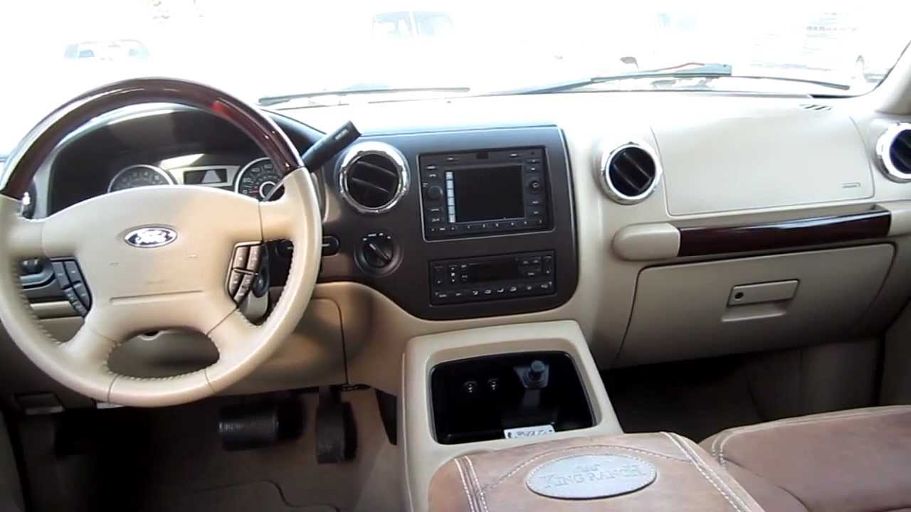 Ford Expedition Edbauer Wd Green Stock Q Interior