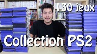 Ma collection de 130 jeux Playstation 2
