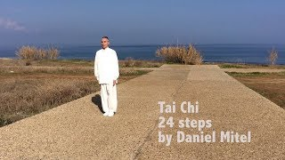 Tai Chi 24 Form Yang Style with Master Daniel Mitel