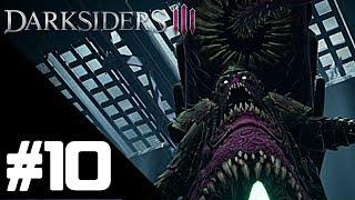 Darksiders 3 Walkthrough Gameplay Part 10 – PS4 PRO 1080p Full HD – No Commentary