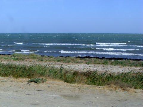 Caspian Sea, Baku Region, Azerbaijan, Eurasia
