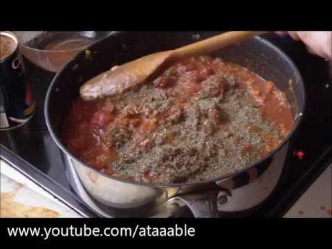 sauce-tomate-à-la-bolognaise