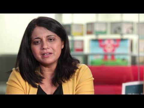 Pavni Diwanji, MAKER at Google — Women In Technology #womenintech