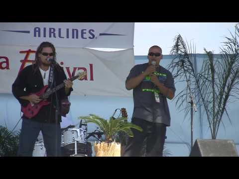 The Green Band - Love I - Live At AZ Aloha Festival 2010
