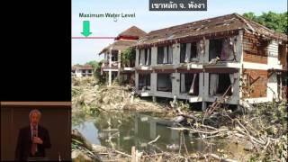 การเกิดแผ่นดินไหวและผลของแผ่นดินไหวต่ออาคารและสิ่งแวดล้อม โดย ศ.ดร.เป็นหนึ่ง  วานิชชัย