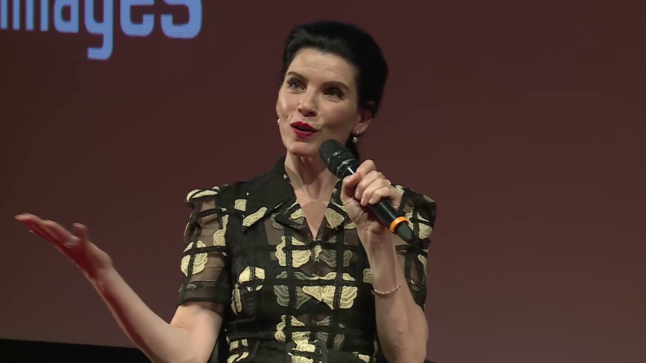 """Download Julianna Margulies: """"I declined to come in The Good Fight"""""""