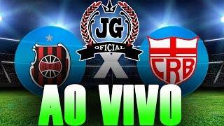 🔴 Brasil de Pelotas x CRB Ao Vivo 37ª rodada Brasileirão Série B 2016 [CanalJGEsportes]