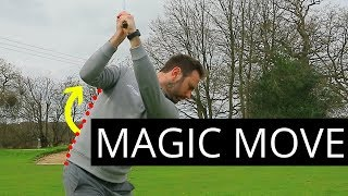 HAVE YOU TRIED USING YOUR RIB CAGE IN YOUR GOLF SWING?