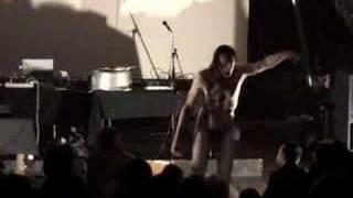 RUDERAL PROJECT /ERIC CORDIER LIVE @ LES VOUTES - PARIS 2005