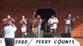 Mountain Melody 2010 Hazard Perry County Kentucky Bluegrass Festival (Part 2)
