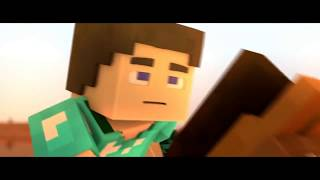 ♪ 'Starless Night'   A Minecraft Original Music Video   Song ♪ PlanetLagu com