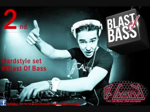 2nd hardstyle set by Dr Crank @Blast Of Bass 2013