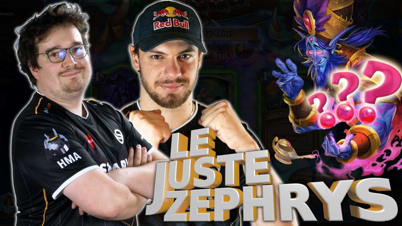 Le Juste Zephrys#10 : TARS vs MAVERICK