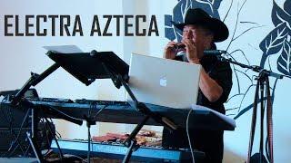ELECTRA AZTECA Performance at Museum of Latin American Art (molaa)