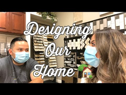 BUILDING OUR HOME | Design Center Appointment!