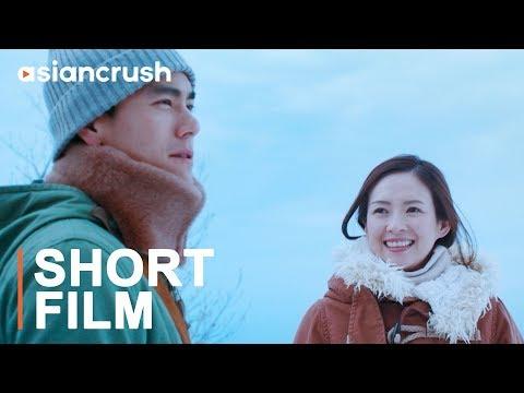 Zhang Ziyi (章子怡) meets Eddie Peng (彭于晏) in romantic Hokkaido | Chinese short film