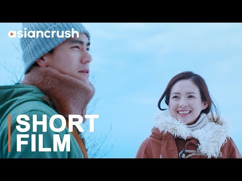 Romantic sushi meal in snowy Hokkaido cures all blues  Short film starring Zhang Ziyi, Eddie Peng