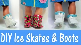 Download lagu How to make ice skates and boots with duct tape for 18 inch dolls MP3