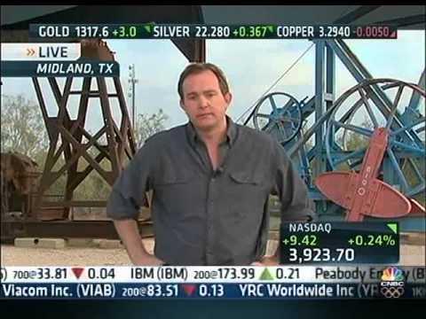 Midland Oil Boom - CNBC - 1