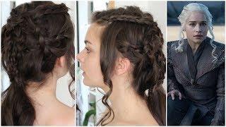Daenerys Targaryen | Game of Thrones Season 7 | Hair Tutorial