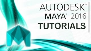 Maya 2016 - Tutorial for Beginners [COMPLETE in 15 minutes!]*