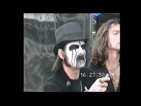 (A dangerous) meeting with Mercyful Fate - Gods Of Metal 1999