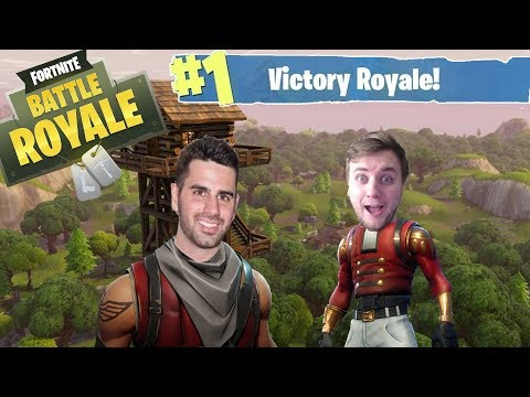 Fortnite  Carrying NICO in DUOs! INCOMING All the WINS!