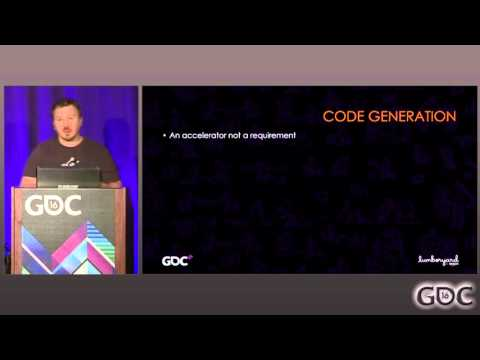 GDC 2016: Lumberyard Game Architecture and Component Systems