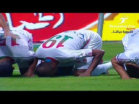 تعثر جديد للزمالك امام الرجاء بالتعادل الايجابى 1-1 بخطأ ساذج من الشناوى  فى الدورى المصرى zamalek-ragaa